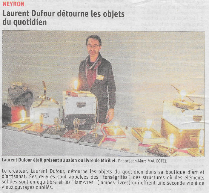 Presse Journal Miribel Ain