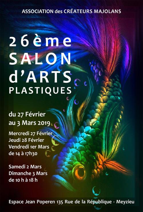 Salon Artiste Meyzieu Rhône