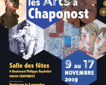 Salon Artiste Chaponost Rhône