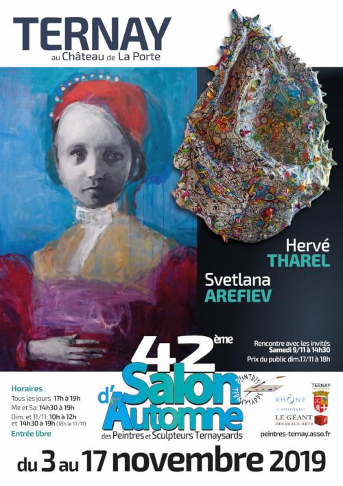 Salon Artiste Terney Rhône