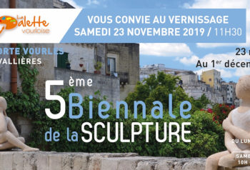 Salon Artiste Sculpture Vourles Rhone
