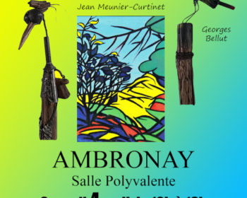 Salon Artiste Sculpture Ambronay Ain