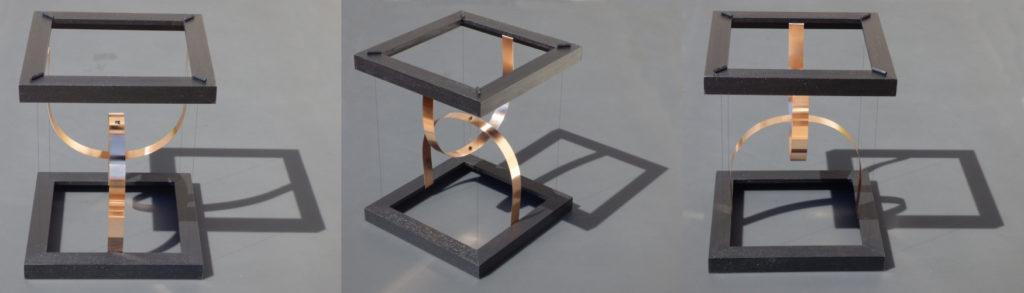 Sculpture Tenségrité Design