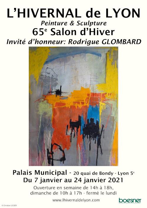 Salon Hivernal 2021 Lyon Rhône