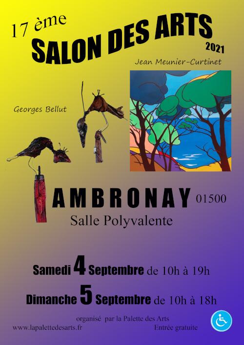 Salon des Arts Ambronay 2021